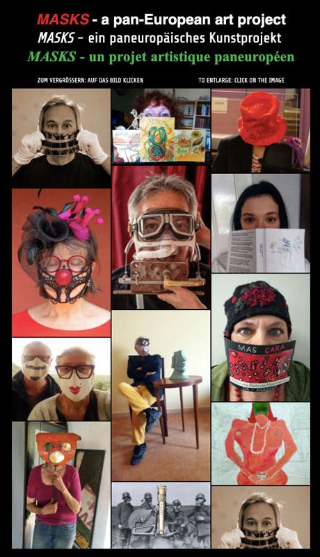 Masks - locandina