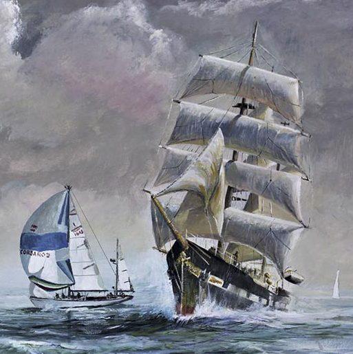 Allan 'O Mill - Corsaro II e Palinuro